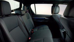 2021 Toyota Hilux Interior Inside