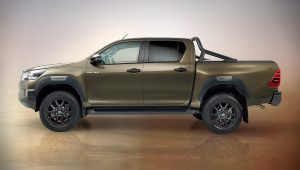2021 Toyota Hilux USA Images