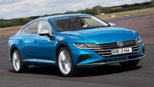 2021 Volkswagen Arteon Hybrid Images