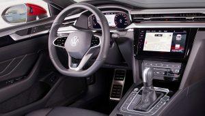 2021 Volkswagen Arteon R-Line Inside Interior