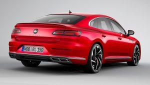 2021 Volkswagen Arteon Red Photos Images