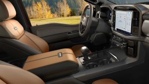 2021 Ford F150 Interior Pictures Hd