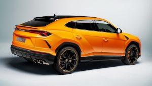 Lamborghini SUV Urus 2021 Images