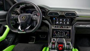 2021 Lamborghini Urus Pearl Capsule Interior