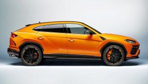 2021 Lamborghini Urus Pearl Capsule SUV