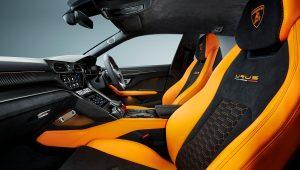 Lamborghini Urus Pearl Capsule SUV 2021 Interior