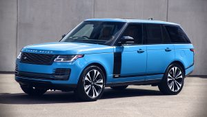 2020 Range Rover Fifty 1