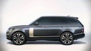 2020 Range Rover Autobiography Fifty