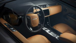 2020 Range Rover Autobiography Fifty Interior