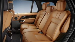 2020 Range Rover Fifty Interior