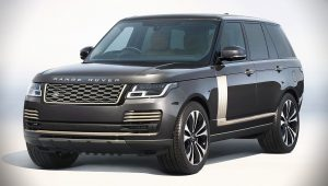 2020 Range Rover Fifty Pictures Images
