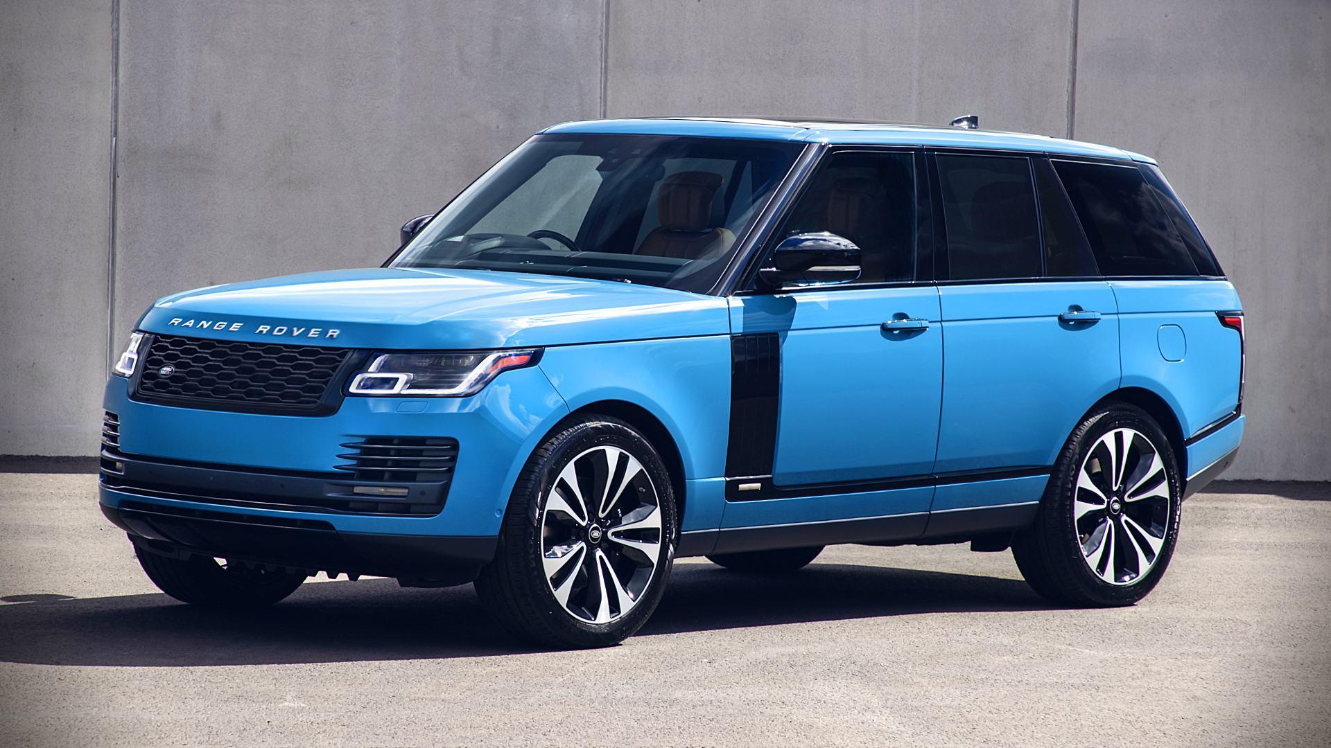 2020 Range Rover Fifty