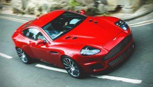 2020 Aston Martin Vanquish 25 Callum