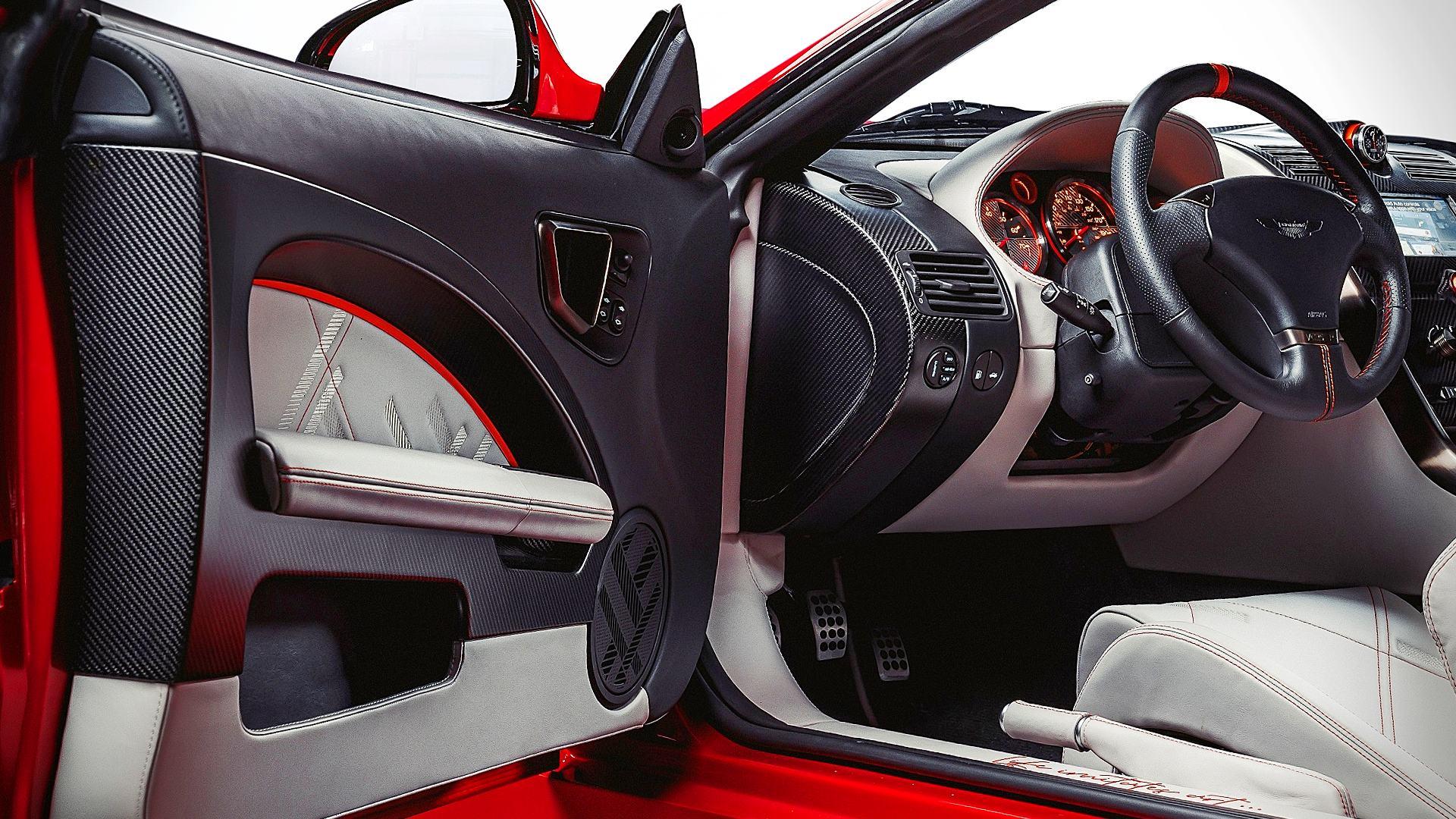 2020 Aston Martin Callum Vanquish Interior Images