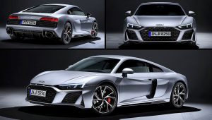 2020 Audi R8 Coupe V10 Images