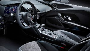 2020 Audi R8 Coupe Interior Inside