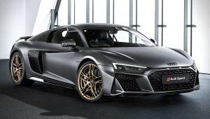 2020 Audi R8 V10 Decennium Images