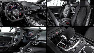 2020 Audi R8 V10 Decennium Inside Interior Pictures