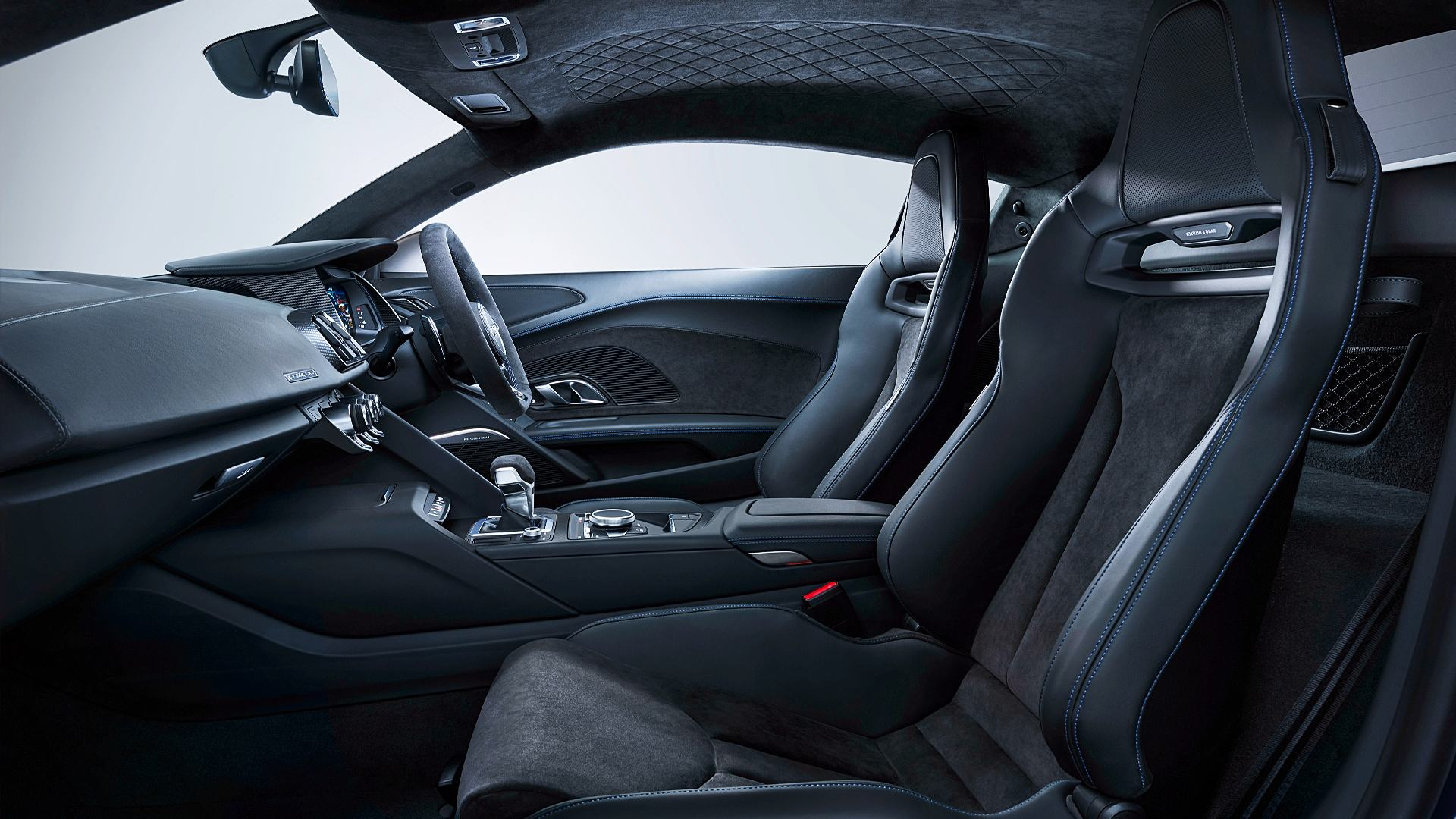 2020 Audi R8 Inside Images Pictures