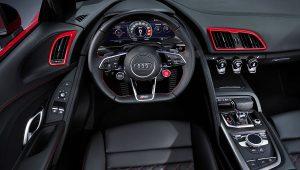 2020 Audi R8 V10 Interior Pictures