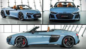2020 Audi R8 V10 Performance Spyder