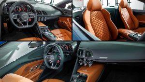 2020 Audi R8 V10 Spyder Inside Interior