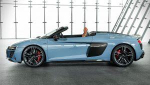 2020 Audi R8 V10 Performance Spyder Images