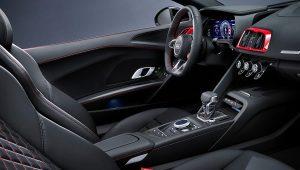 2020 Audi R8 V10 Spyder Interior