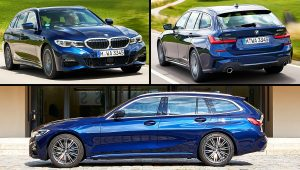 2020 BMW 3-Series 330d xDrive M Sport Images