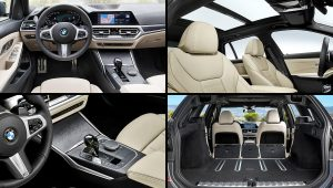 2020 BMW 3-Series 330i Interior Inside