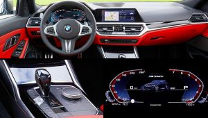 2020 BMW 3-Series M340i Interior Images