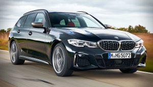 2020 BMW 3-Series Sedan M340i xDrive Photos