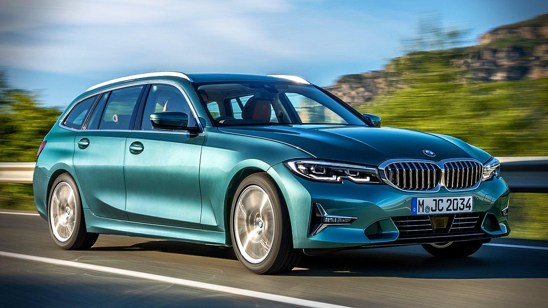 2020 BMW 3-Series 1