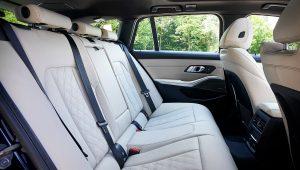 2020 BMW 330d xDrive M Sport Sedan Interior
