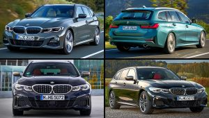 2020 BMW Sedan Models 3-Series 330i M Sport