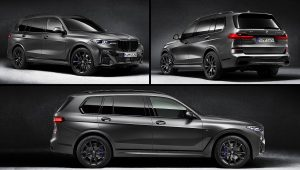 2020 BMW X7 M50i Dark Shadow Images