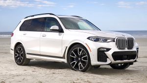 2020 BMW X7 xDrive50i M Sport Images