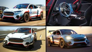 2020 Ford Mustang Mach-E 1400 Pictures Photos