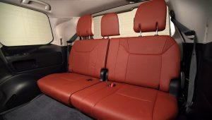 2020 Lexus LX 570 Inside