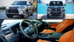 2020 Lexus LX 570 Pictures Images Photos