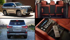 2020 Lexus LX 570 Three-Row SUV