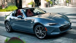 2020 Mazda MX-5 Miata Grand Touring Images