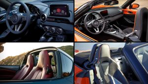 2020 Mazda MX-5 Miata Interior Images