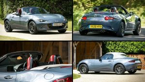 2020 Mazda MX-5 Miata Sport Car Images