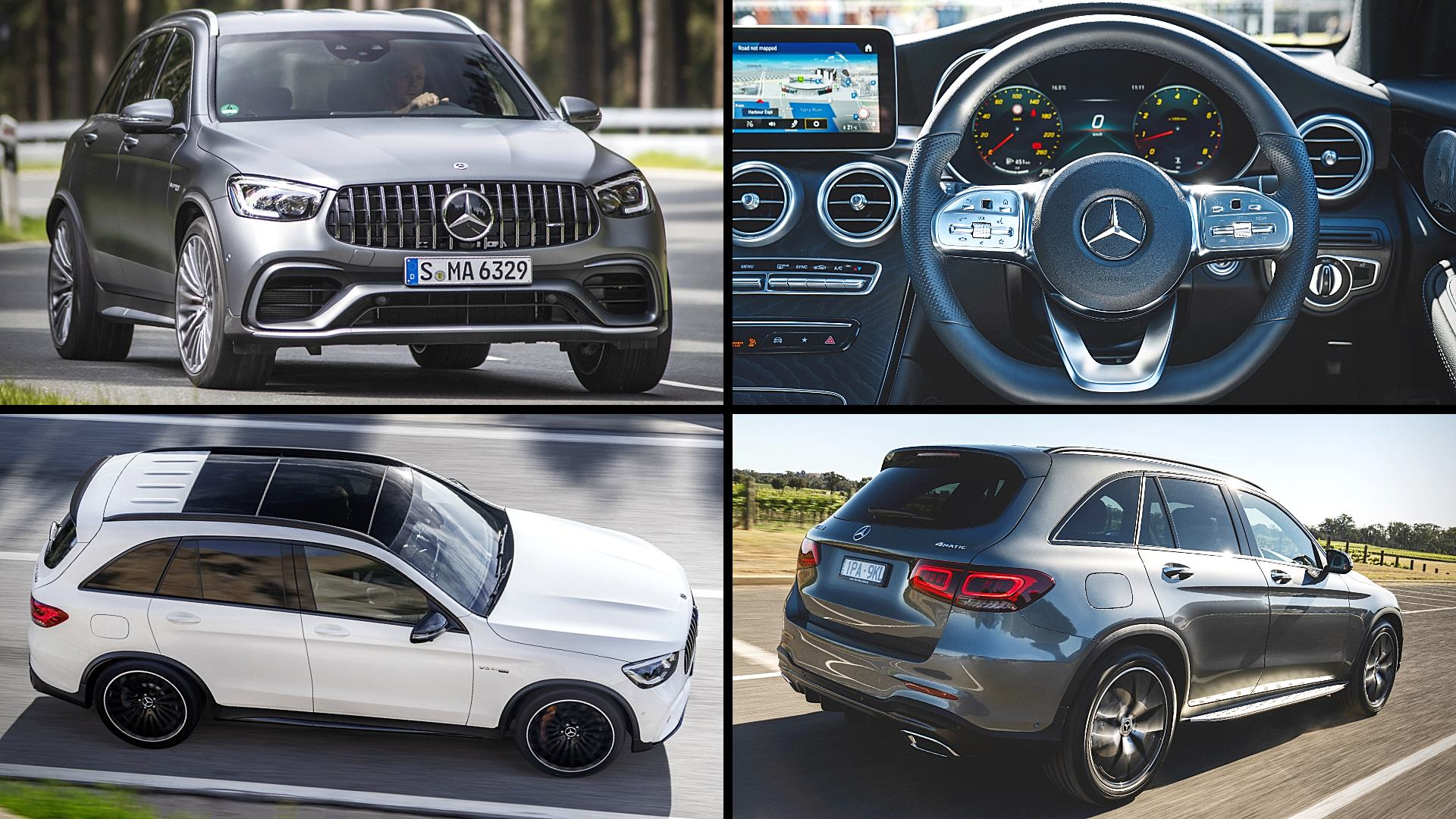 2020 Mercedes AMG SUV Models Pictures