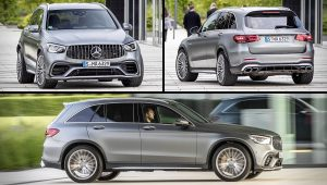 2020 Mercedes Benz GLC 63 Images Photos