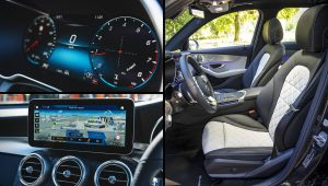 2020 Mercedes GLC AMG Line Interior Colors