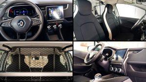 2020 Renault Zoe EV Interior