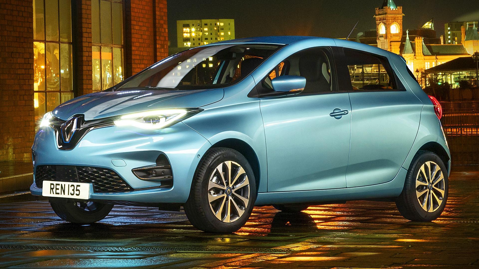 2020 Renault Zoe