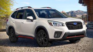 2020 Subaru Forester Premium Images